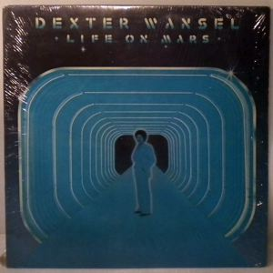DEXTER WANSEL - Life On Mars - LP