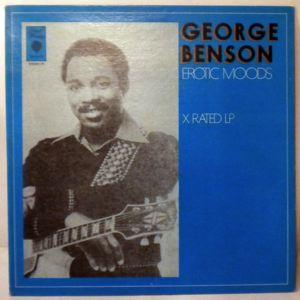 GEORGE BENSON - Erotic Moods - 33T