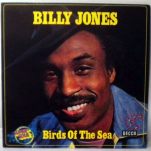 BILLY JONES - Birds of the sea - 33T