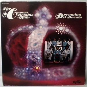 CROWN HEIGHTS AFFAIR - Dreaming a dream - 33T