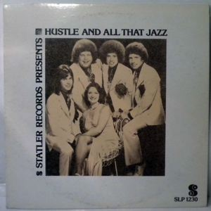 HUSTLE AND ALL THAT JAZZ - Same - 33T