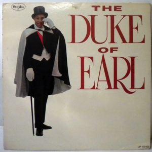 GENE CHANDLER - The duke of earl - 33T