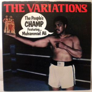 THE VARIATIONS - The people's champ - 33T