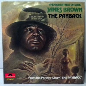 JAMES BROWN - The payback - 45T (SP 2 titres)