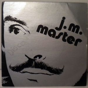J.M. MASTER - King song / No longer mourn - 45T (SP 2 titres)