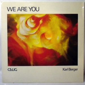 KARL BERGER - We Are You - LP