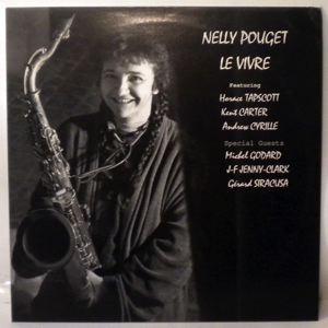 NELLY POUGET - Le Vivre - LP