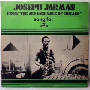 JOSEPH JARMAN - Song For - LP