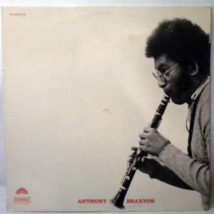 ANTHONY BRAXTON - Dona Lee - LP