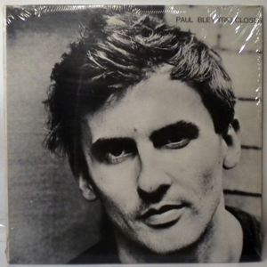 PAUL BLEY TRIO - Closer - LP