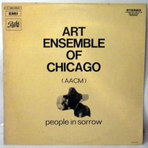 ART ENSEMBLE OF CHICAGO - People In Sorrow - LP