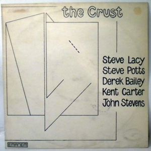 STEVE LACY - The Crust - LP
