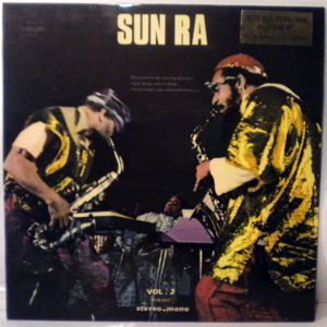 SUN RA - Nuits De La Fondation Maeght 70 Volume 1 - LP