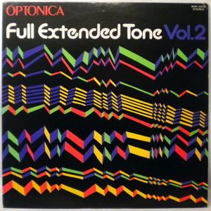 OPTONICA - Full extended tone Vol.2 - LP