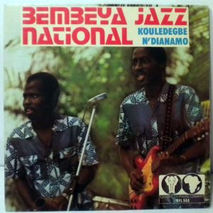 BEMBEYA JAZZ NATIONAL - Kouledegbe/N'Dianamo - 7inch (SP)