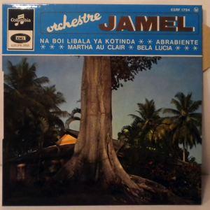 ORCHESTRE JAMEL - Abrabiente EP - 7inch (SP)