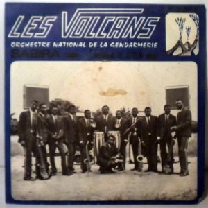 LES VOLCANS - Sabira / Agba n'gba - 7inch (SP)