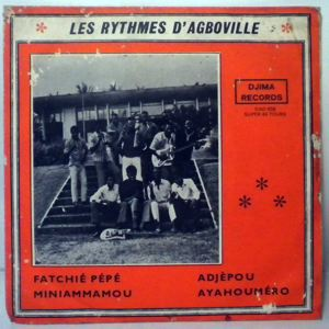 LES RYTHMES D'AGBOVILLE - Fatchie pepe EP - 7inch (SP)