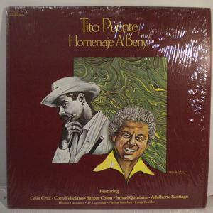 TITO PUENTE - Homenaje A Beny - LP
