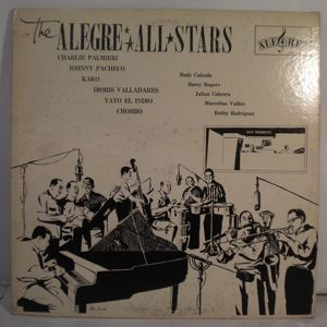 THE ALEGRE ALL STARS - Same - LP