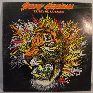 SAMMY GONZALEZ - El Rey De La Salsa - LP