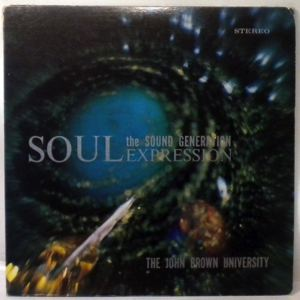 THE SOUND GENERATION - Soul Expression - LP