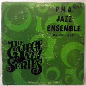 P.M.A. JAZZ ENSEMBLE - Same - LP