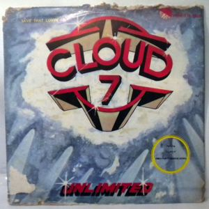 CLOUD 7 - Unlimited - LP