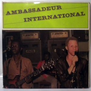 AMBASSADEUR INTERNATIONAL - Same - LP