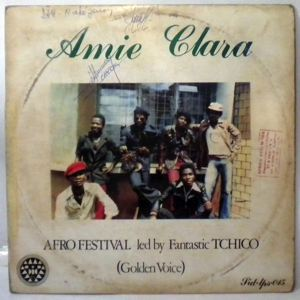 AFRO FESTIVAL LED BY FANTASTIC CHICO - Amie clara - LP