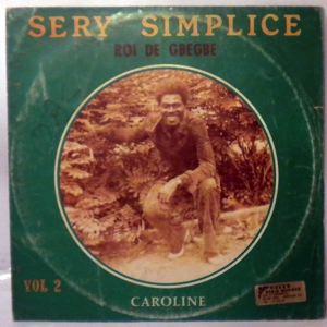 SERY SIMPLICE - Caroline Vol. 2 - LP