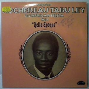 SEIGNEUR ROCHEREAU, TABU LEY ET L'AFRICAN FIESTA - Belle epoque Vol. 1 - LP