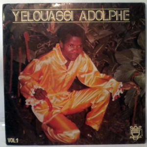 YELOUASSI ADOLPHE - Volume 1 - LP