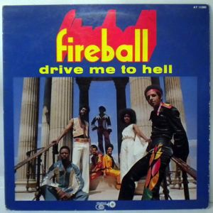 FIREBALL - Drive me to hell - LP