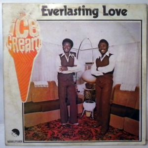 THE ICE CREAM - Everlasting love - LP