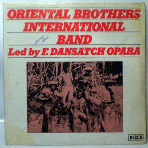 ORIENTAL BROTHERS INTERNATIONAL BAND - Same - 33T
