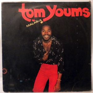 TOM YOUMS - Malaika - LP