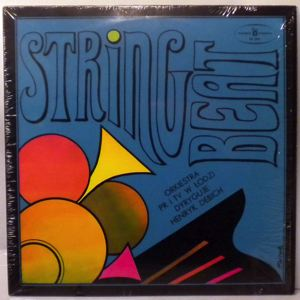 STRING BEAT - Same - LP