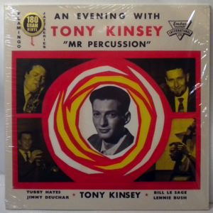 TONY KINSEY - An Evening With Tony Kinsey - LP