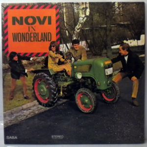 NOVI SINGERS - Novi In Wonderland - LP