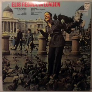 ELIS REGINA - In London - LP
