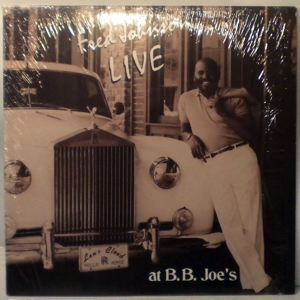 FRED JOHNSON - Live At B.B. Joe's - 33T