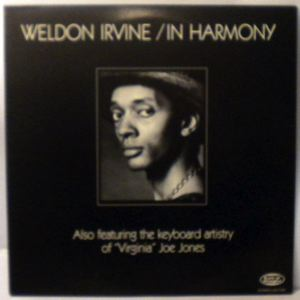 WELDON IRVINE - In Harmony - LP