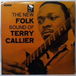 TERRY CALLIER - The New Folk Sound Of Terry Callier - 33T