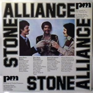 STONE ALLIANCE - Same - LP