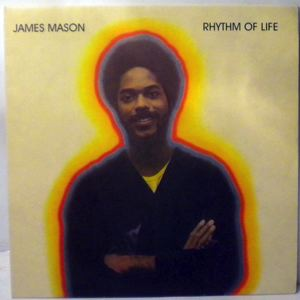 JAMES MASON - Rhythm Of Life - 33T