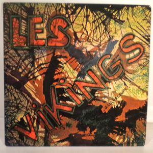 LES VIKINGS - Marchand yo / Par hasard / Bab' sale - 7inch (SP)