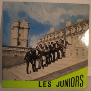 LES JUNIORS DE PARIS - Ce chome la EP - 7inch (SP)