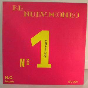 EL NUEVO COMBO - Colle-de / Cadence nuevo - 7inch (SP)