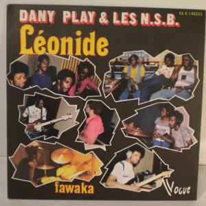 DANY PLAY - Fawaka - 7inch (SP)